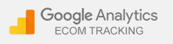 Adds Google Analytics eCommerce tracking to your funnel.